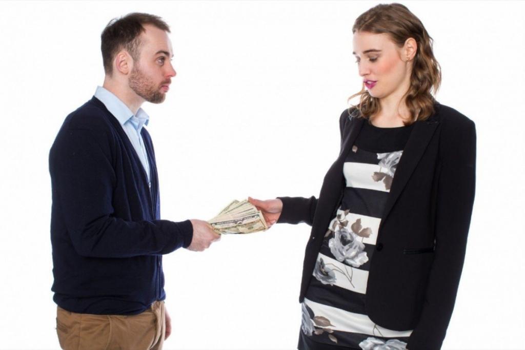 Как правильно взять долг