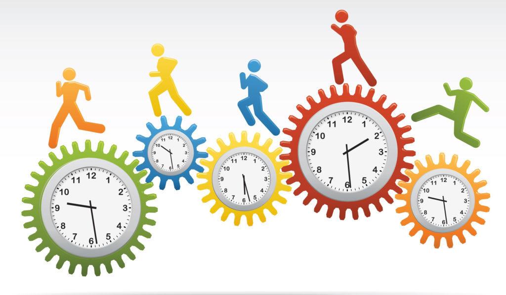 Как замедлить время