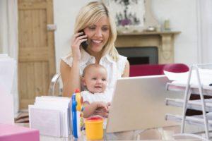 Бизнес идеи для мам в декрете